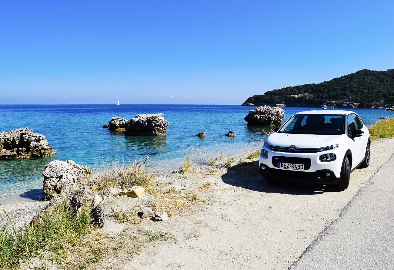 Car Rental Kefalonia Poros